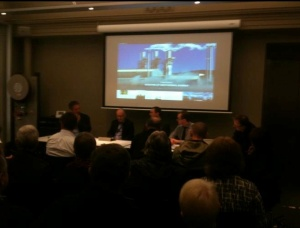 MWF2011 - New News: Cool New Toys panelists